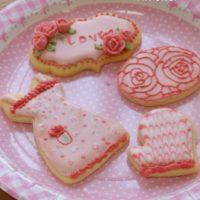 Mothers' Dayアイシングクッキー